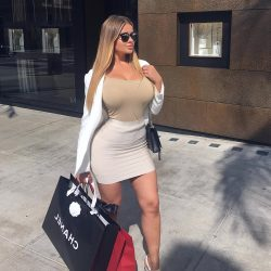 picture girl latina repost anastasiya_kvitko and dark brown booties with heel