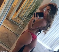 bigass model repost dimebutts__ and hot girl bum