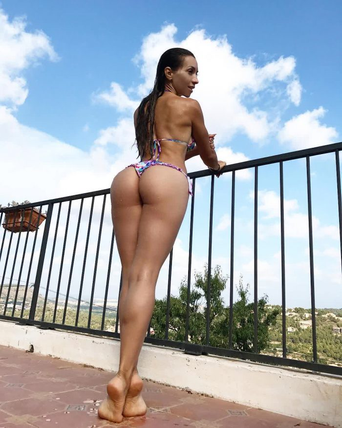 best ass in gym repost neivamara and naked booty gif