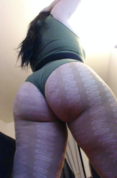 black booty white and huge fat ass